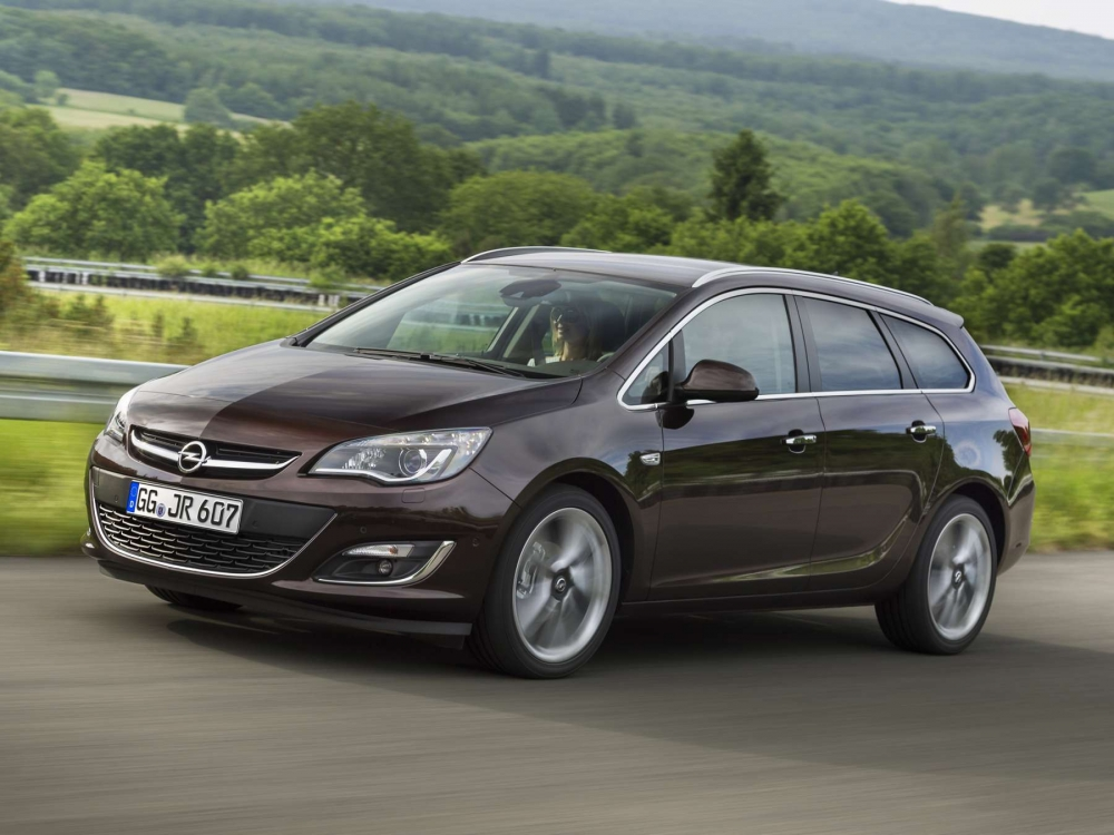 Opel Astra Wagon New Model Diesel