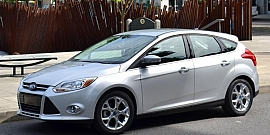 Ford Focus New Automat Diesel